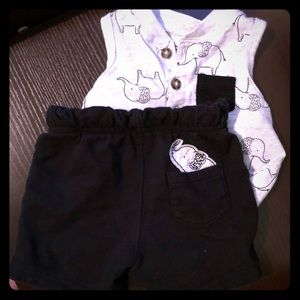 Baby Elephant Outfit